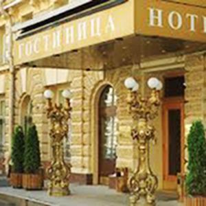 Гостиницы Сурского