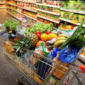 Магазины продуктов Сурского