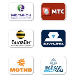 Операторы сотовой связи Сурского