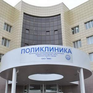 Поликлиники Сурского