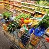 Магазины продуктов в Сурском