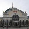 Железнодорожные вокзалы в Сурском