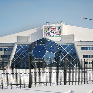 Спортивные комплексы Сурского