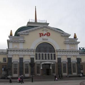 Железнодорожные вокзалы Сурского